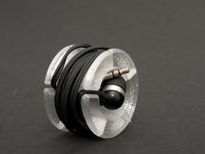 Earbud Vase Spool