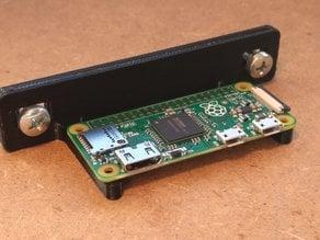 Raspberry Pi Zero 2020 mount