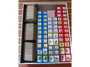 Commands & Colors Tricorne Base Game and Expansion Organizer.