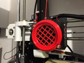 Anet A8 Air intake filter