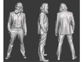 character 7 3dscan