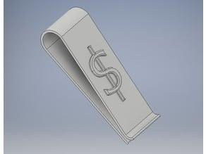 Dollar clip