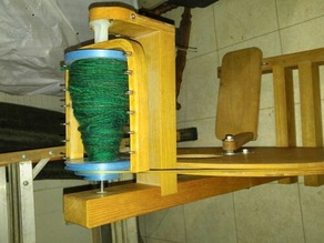 Bobbin for S10 Spinning Wheel
