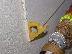 Triangle Bracket Pole Holder