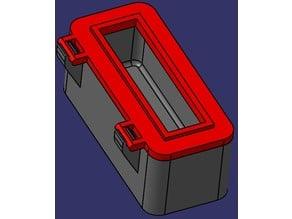 Extinguisher Box - Caja Extintor 1/14