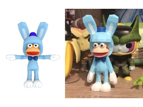 Ape Escape - Bunny Pipo Monkey Figure
