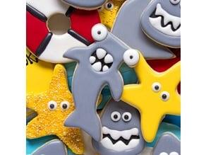 Hammerhead Shark Cookie Cutter