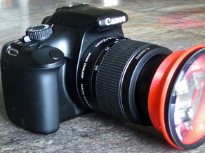 +10 lens adapter for canon