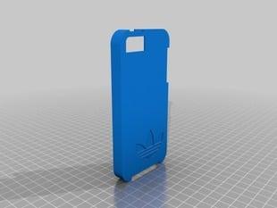 Adidas iPhone 5 case.