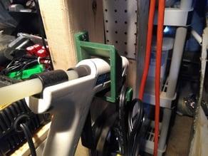Workbench Glue Gun Holster - Screw In