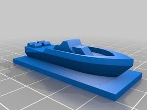 Mine boat for Panzerkampf