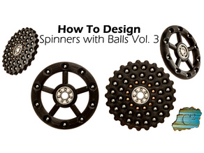 Spinners with Balls: Volume III
