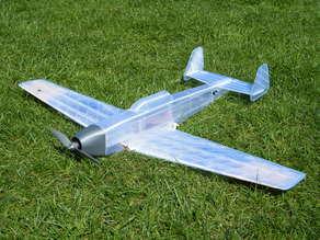 Aircombat RC plane EFW C.3603
