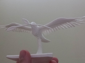 Peace Dove Sculpture