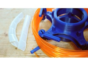Unlockable loose Filament Spool