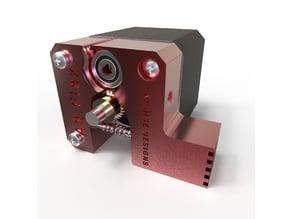 Anet A8 Flex Extruder