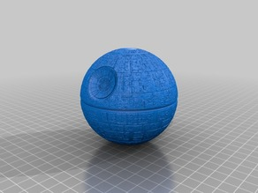 Death Star scaled one in two million