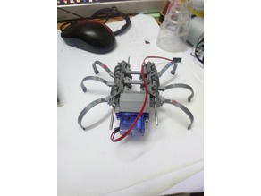 6 Legged Bug Robot