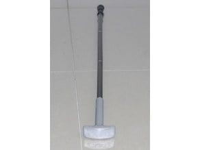 Extendable Hiking Pole - walking stick mod 001