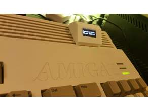 Amiga Gotek OLED Box
