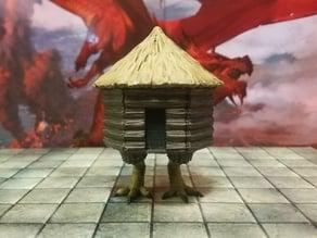 Baba Yaga's Dancing Hut