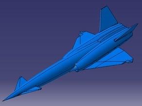 XSM-64 Navaho SLAM