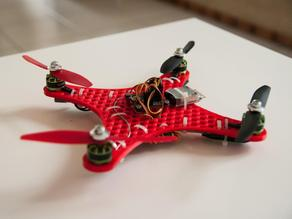 Mini Honeycomb Quadcopter - 18cm version