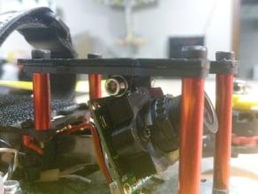 Runcam PZ0420M - Lantian LTX Camera Holder