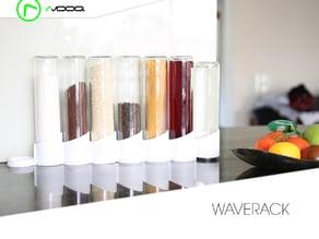 Waverack    Voss Bottle Racking System