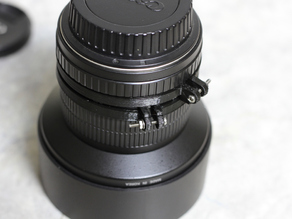 Focus Stop Ring for Rokinon 14mm Lens