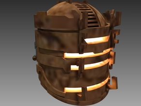 Dead Space Advanced Engineering Rig Helmet