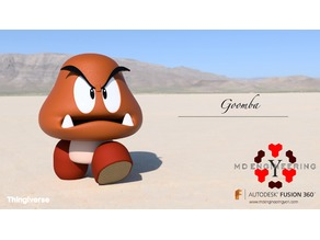 "Mario Bros ""Goomba"""