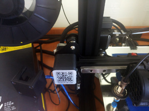 CR-10 mini MGN12 X-axis Linear Rail – modified Endstop