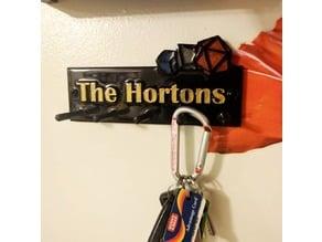 Front Door Key holder