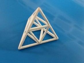Triforce Tetrahedronception