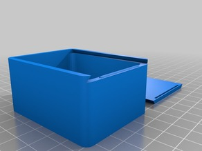 Box with Sliding Top-2_5x2x1_25