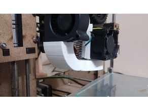 cooling duct
