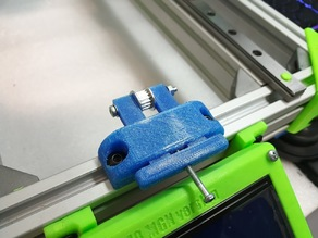 AM8 reinforced Y-axis tensioner
