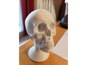 Skull Power Chair Knob