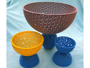 Bowl Experiments
