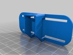 R9M Module Battery Plate