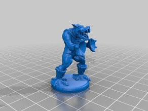 Leech - Masters Of The Universe - Miniature