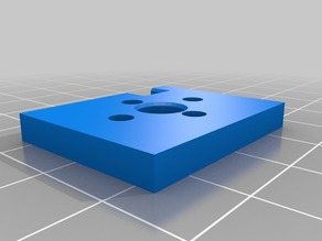 FT Mini power pod firewall for quad motors