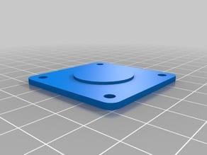 Motor Cover for Repemaker 3D Printer