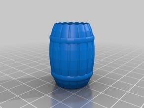 Barrel For RPG