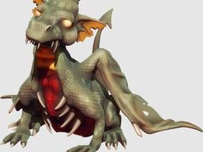Zombie Dragon (ZombWar)