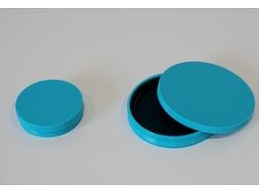 Camera Lens Filter Cases - 62mm & 40.5mm