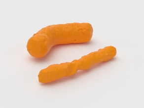 Cheetos (Crunchy and Puffy)
