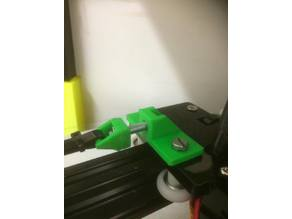 Anet A2 X Axis belt tensioner