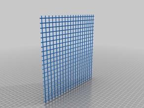 20X20cm Grid